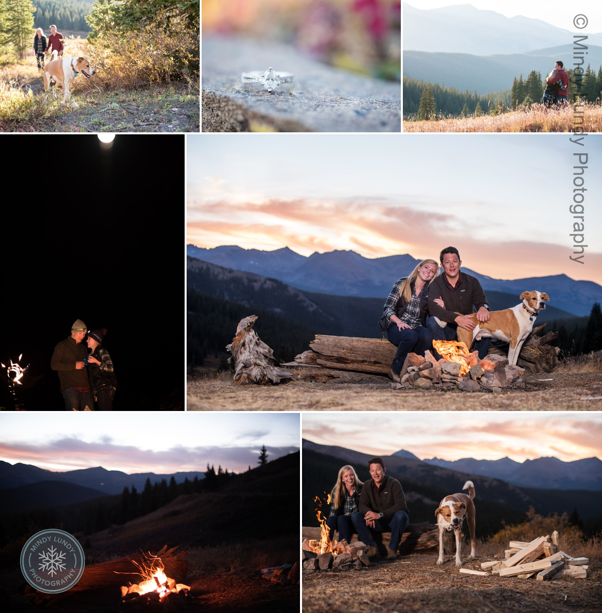 Nikki and Chris ask me if they could \u201cpin drop\u201d a their c&ing location on Boreas Pass for their engagement session. I was ALL IN! & gooutdoors Archives - Mindy Lundy Photography